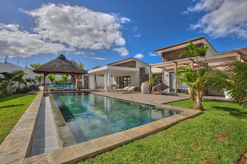 Luxury Villa ATLANTIS*****, aluguéis de temporada em Mapou