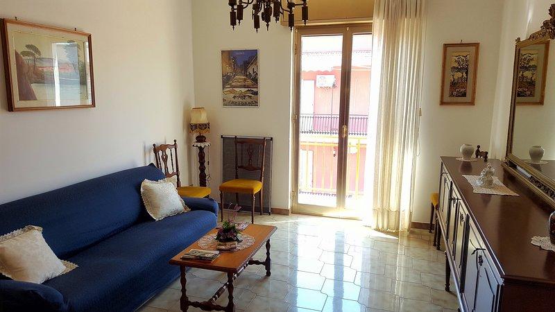 Casa Sofia - Mare e Barocco - Noto, holiday rental in Lenzevacche