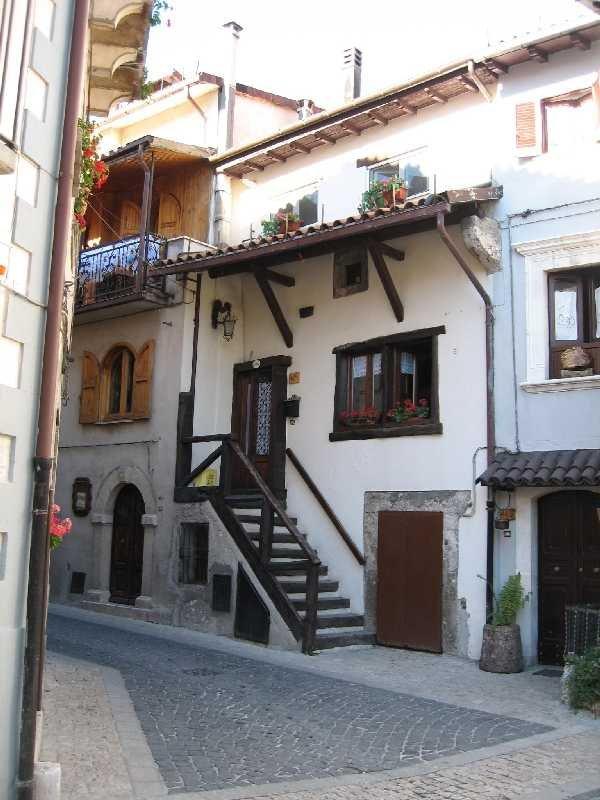 Casa caratteristica a Pescasseroli Parco d\'Abruzzo - Vilas em ...
