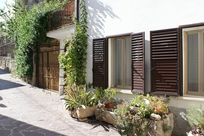 Apricot House is nestled under the ancient castle of Roccascalegna in Abruzzo, location de vacances à Civitella Messer Raimondo