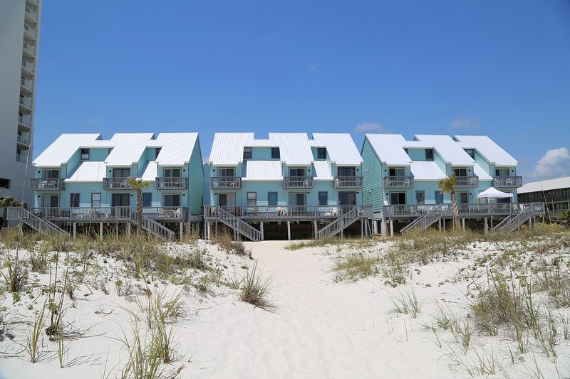 Gulf front townhomes * Ocean Reef