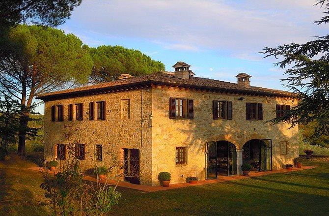 Podere Lucignano Secondo - Charming Tuscan Villa, vacation rental in Nusenna