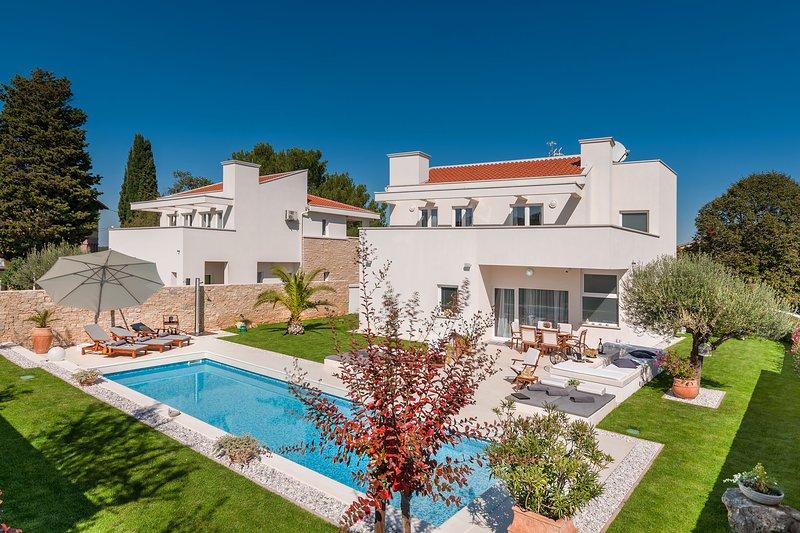 Villa White, Rovinj, Spa zone, Pool, holiday rental in Rovinjsko Selo