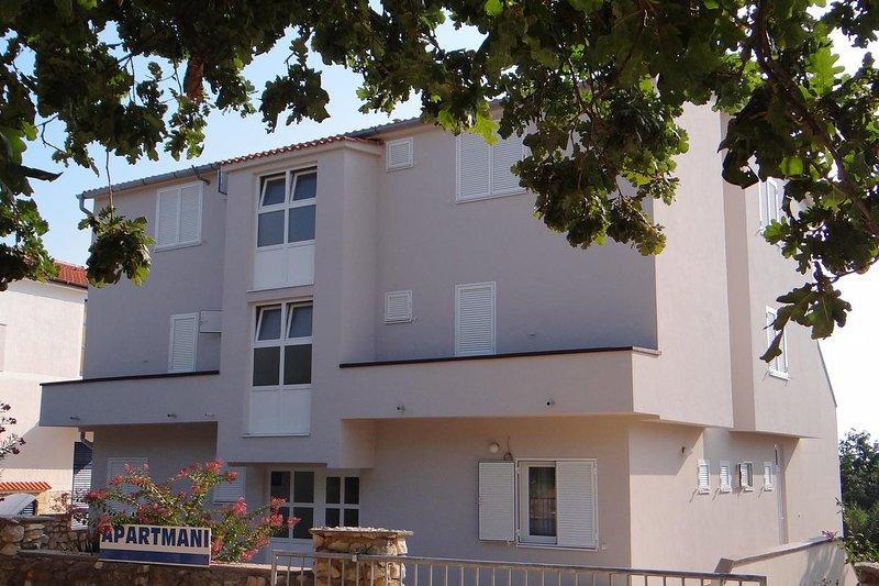 One bedroom apartment Potočnica, Pag (A-4096-f), location de vacances à Potocnica