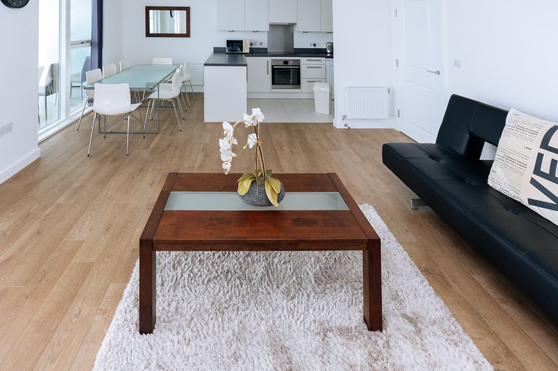 Bright riverside 3 BR apartment ref:0130, vacation rental in London