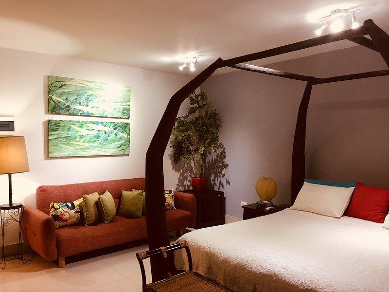 Descansa, Divirtete y encuentra la belleza de la naturaleza Dentro del Paraso, location de vacances à Punta Cana