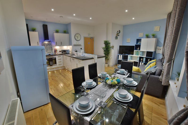 De La Haye Apartment, Lincoln City Centre, alquiler vacacional en Navenby