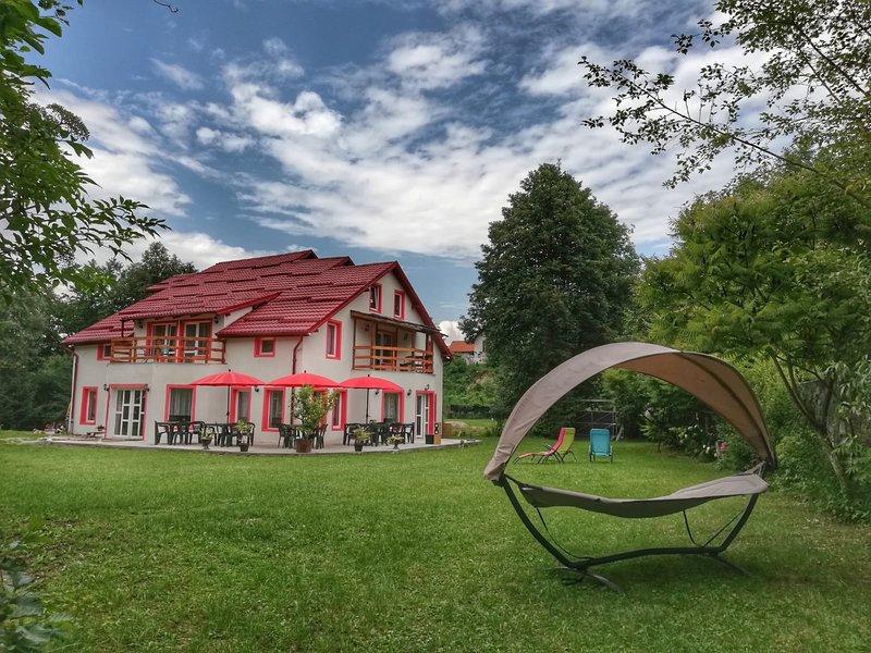 Pensiunea Horia, location de vacances à Cartisoara