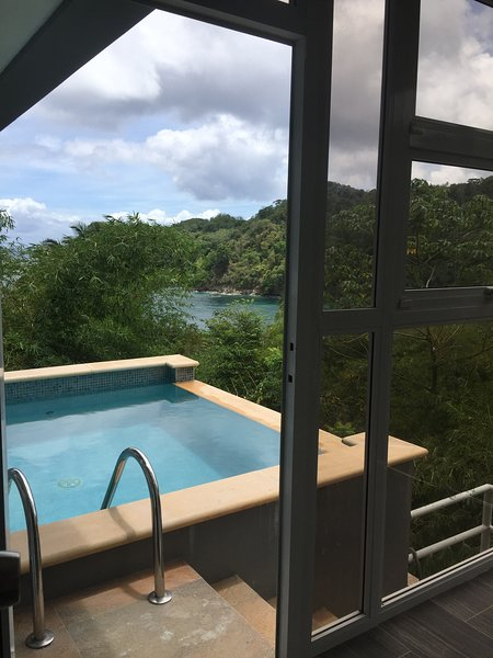 Villa Escalante, vacation rental in Charlotteville