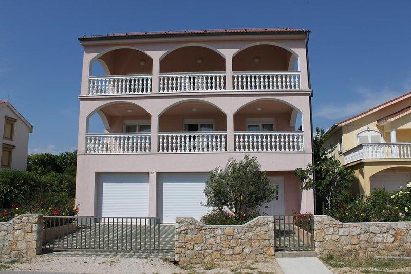 Two bedroom apartment Povljana, Pag (A-6296-a), vacation rental in Povljana