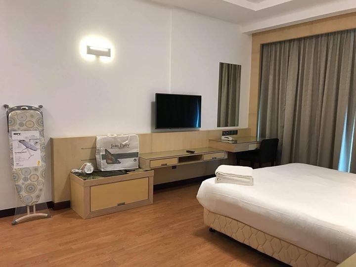 Imperial Suites Apartment (3 Bedrooms) 0903, holiday rental in Kota Samarahan