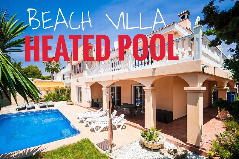 Beach Villa Costanera in Marbella, vacation rental in Marbella