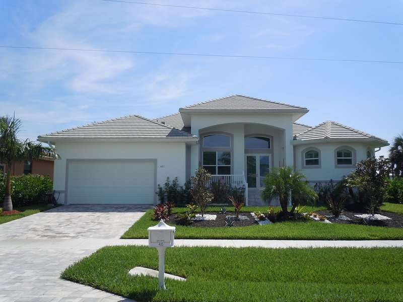 New Marco Island Home
