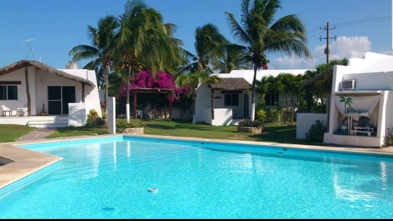 Villas & Bungalows Roots- Villa 1, holiday rental in Sisal