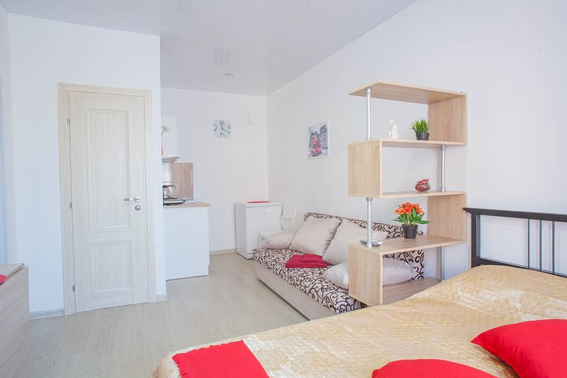 Апартаменты МЕГА, location de vacances à Krasnodar Krai