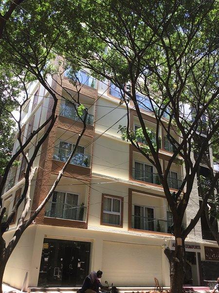 Aiyara Comforts (Standard Double Room 1), vacation rental in Bilekahalli