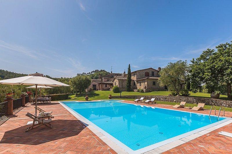 Villa Eccelsa, aluguéis de temporada em Monsummano Terme
