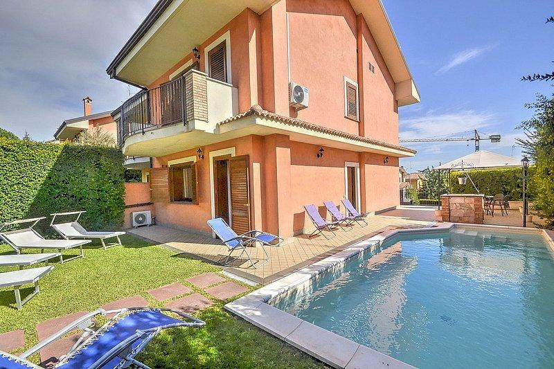 Villa Rosalinda, holiday rental in Trecastagni