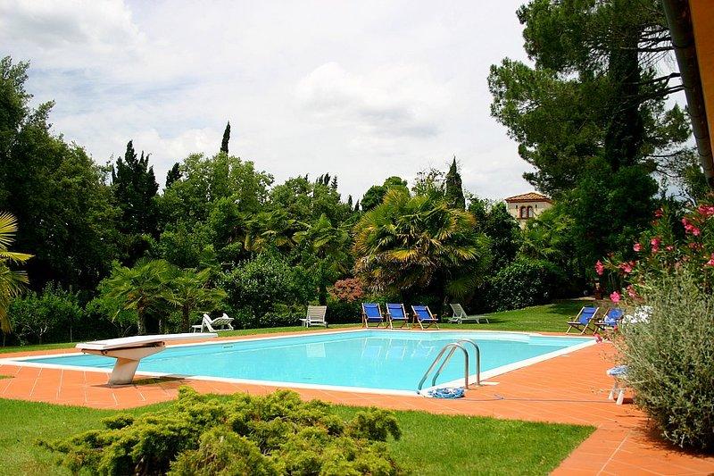 Villa Arconte A, holiday rental in Scrofiano
