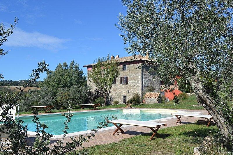 Villa Ascanio, holiday rental in Celleno
