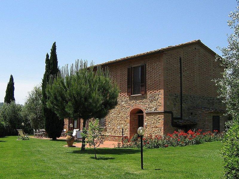Villa Vesta, holiday rental in Montaione