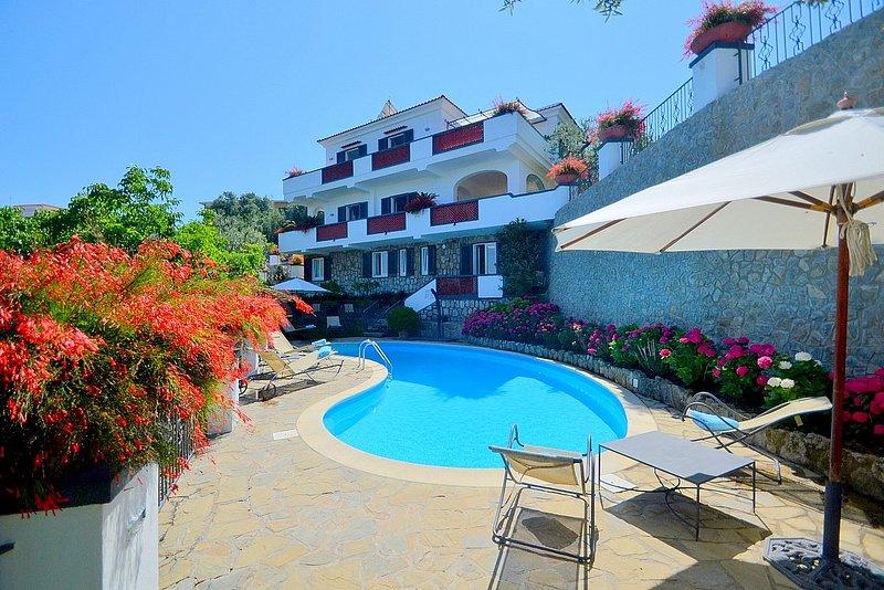 Villa Gioiosa, holiday rental in Marina di Puolo