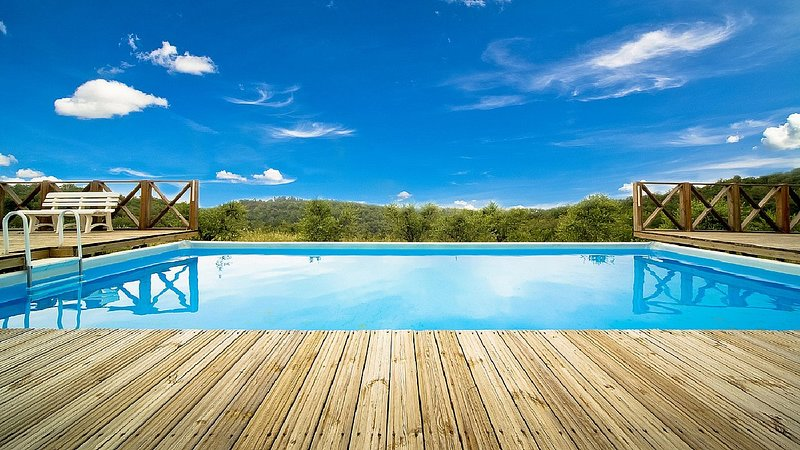 San Pancrazio Villa Sleeps 10 with Pool and WiFi - 5229108, holiday rental in Badia Agnano