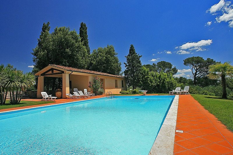 Villa Arconte D, holiday rental in Scrofiano