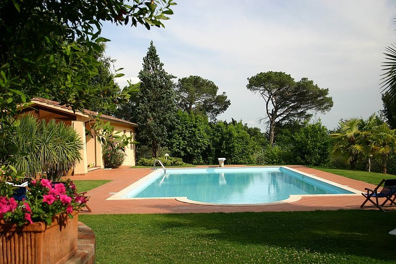 Villa Arconte B, holiday rental in Scrofiano