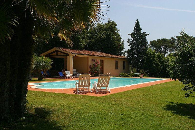 Villa Arconte E, holiday rental in Scrofiano
