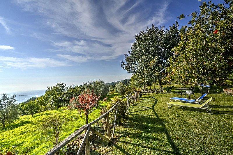 Villa Catalina A, holiday rental in Sant'Alfio
