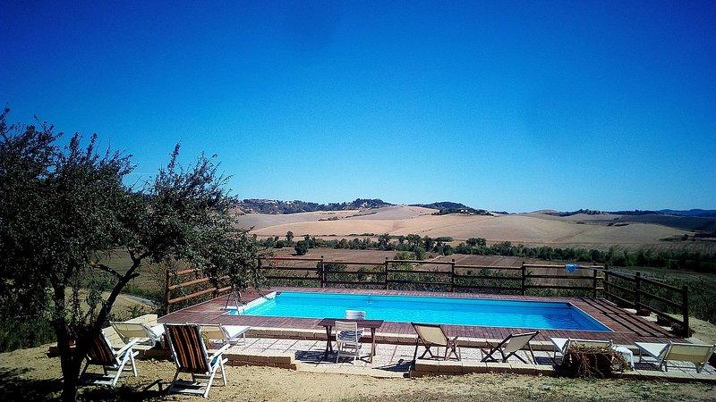 Villa Samara, vacation rental in Lajatico
