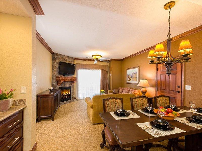 SUNDANCE 1/27-2/3! 5-star Luxury 1 Bed/1 Bath Villa with Free transportation!, alquiler de vacaciones en Snyderville