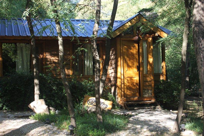 Cabaña ODILA en Villa Ventana, alquiler de vacaciones en Villa Ventana