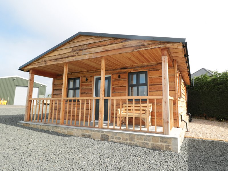 ALN, working farm, open countryside, in Longframlington, holiday rental in Longframlington