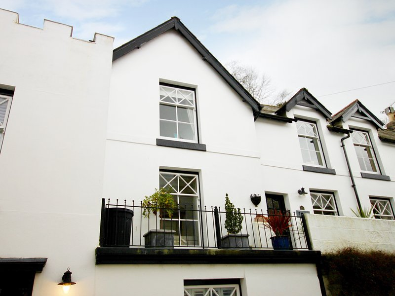 The Shell Seekers, Fowey, holiday rental in Fowey