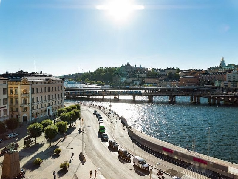 Amazaing apartment in a prime location, Old Town Stockholm, alquiler de vacaciones en Solna