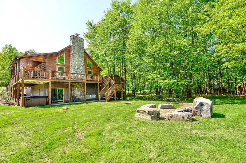 Morning Glory, vacation rental in McHenry