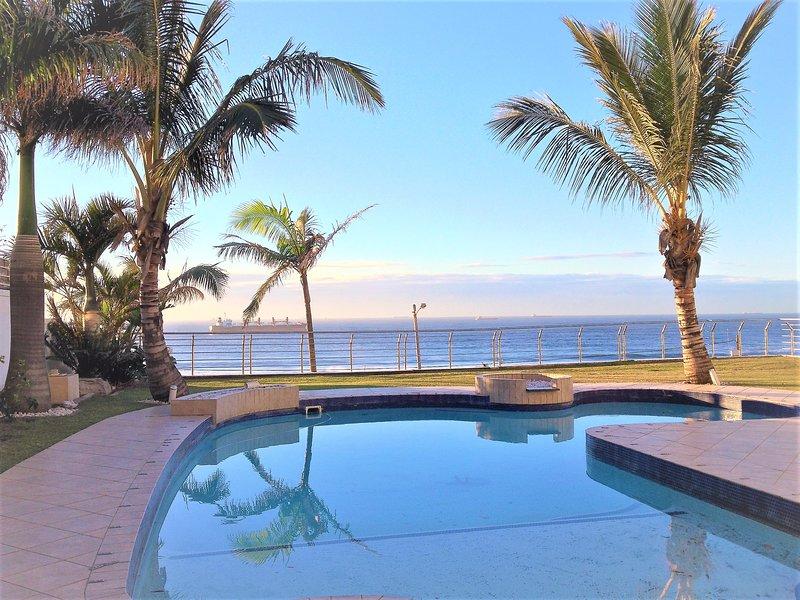Seashelles B Umhlanga Beach View Apartment, alquiler de vacaciones en KwaZulu-Natal