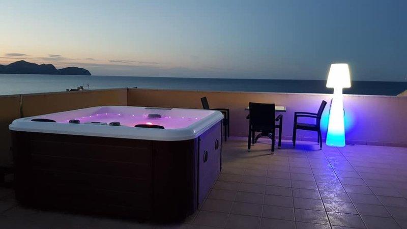 CasaBaulo, familiar , parejas, cerca de la playa, ideal para senderismo, ciclist, vacation rental in Ca'n Picafort