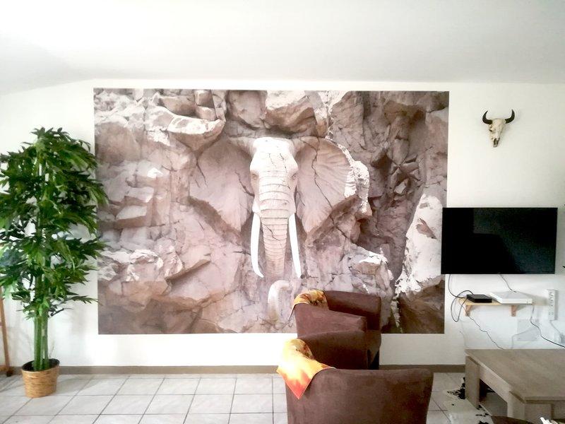 Maison confort familiale pour 6 personnes, vacation rental in Lens