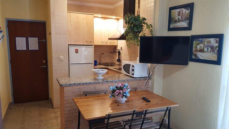 Sala de estar - cozinha