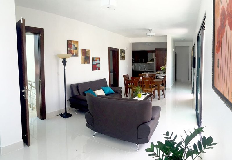 Penthouse in Santiago, holiday rental in Santiago Province