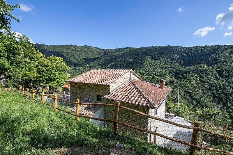 La Quercia (Agriturismo Antichi Sentieri), casa vacanza a Bagno di Romagna