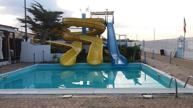 HOLIDAY PARK HOME, casa vacanza a San Leone