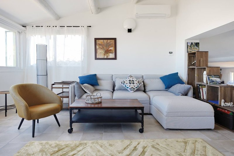 Grand salon - large living room