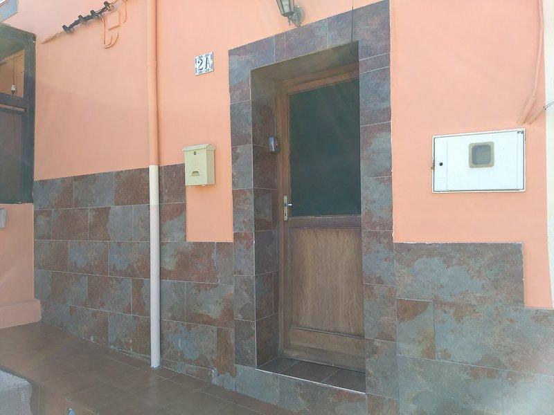 Casa de campo en la aldea, casa vacanza a La Aldea de San Nicolas de Tolentino