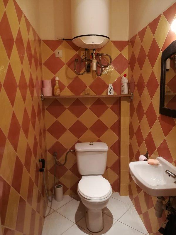 WC rez de chaussée