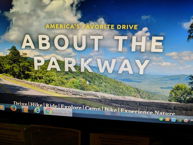 Entrance to the Blue Ridge Parkway only 10 minutes away!