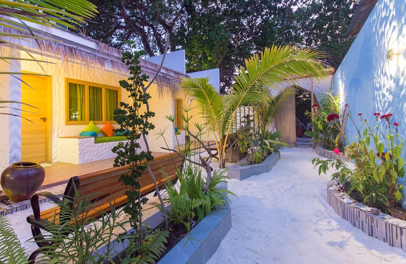 Trip villa Garden